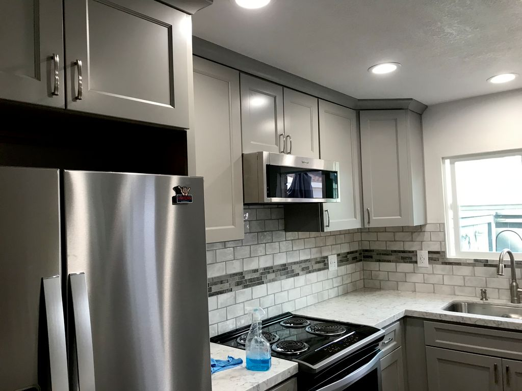 Remodeling-New kitchen