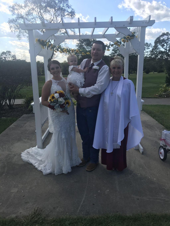 Wedding and Daughter Baptismal