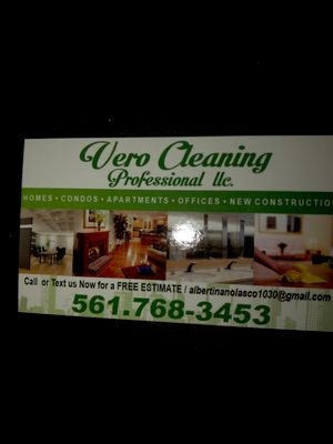 Avatar for vero cleaning professional LLC