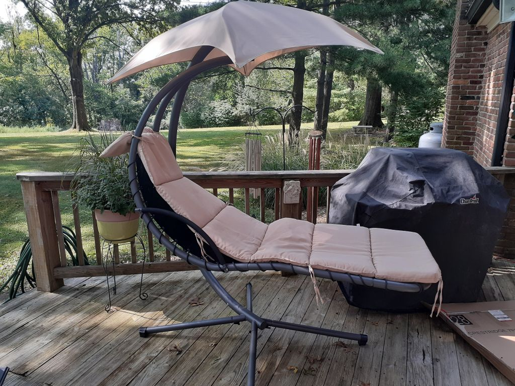Outdoor Floating Chair