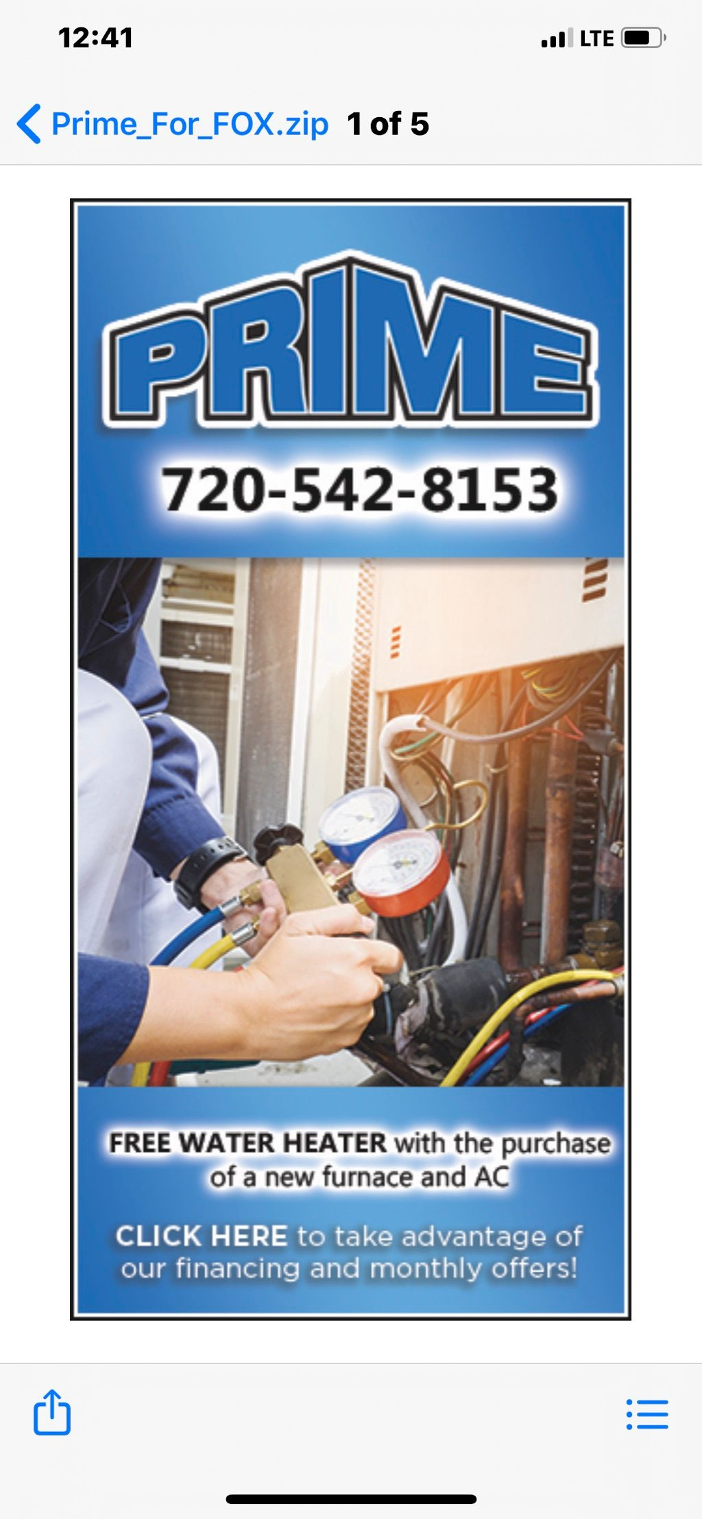 Prime Plumbing & Heating Inc.