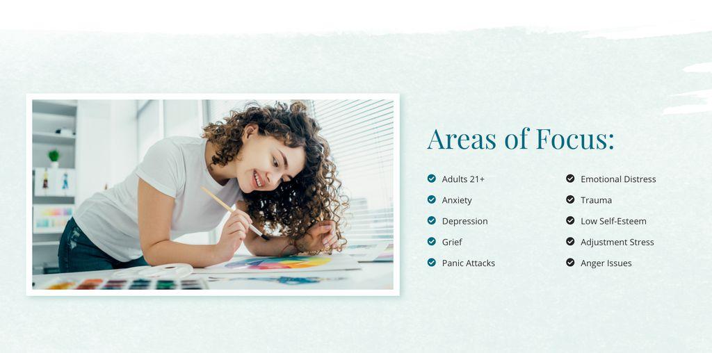 Therapeutic Website