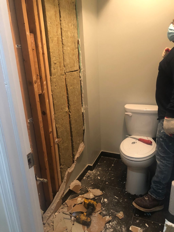 Bathroom Gut Renovation