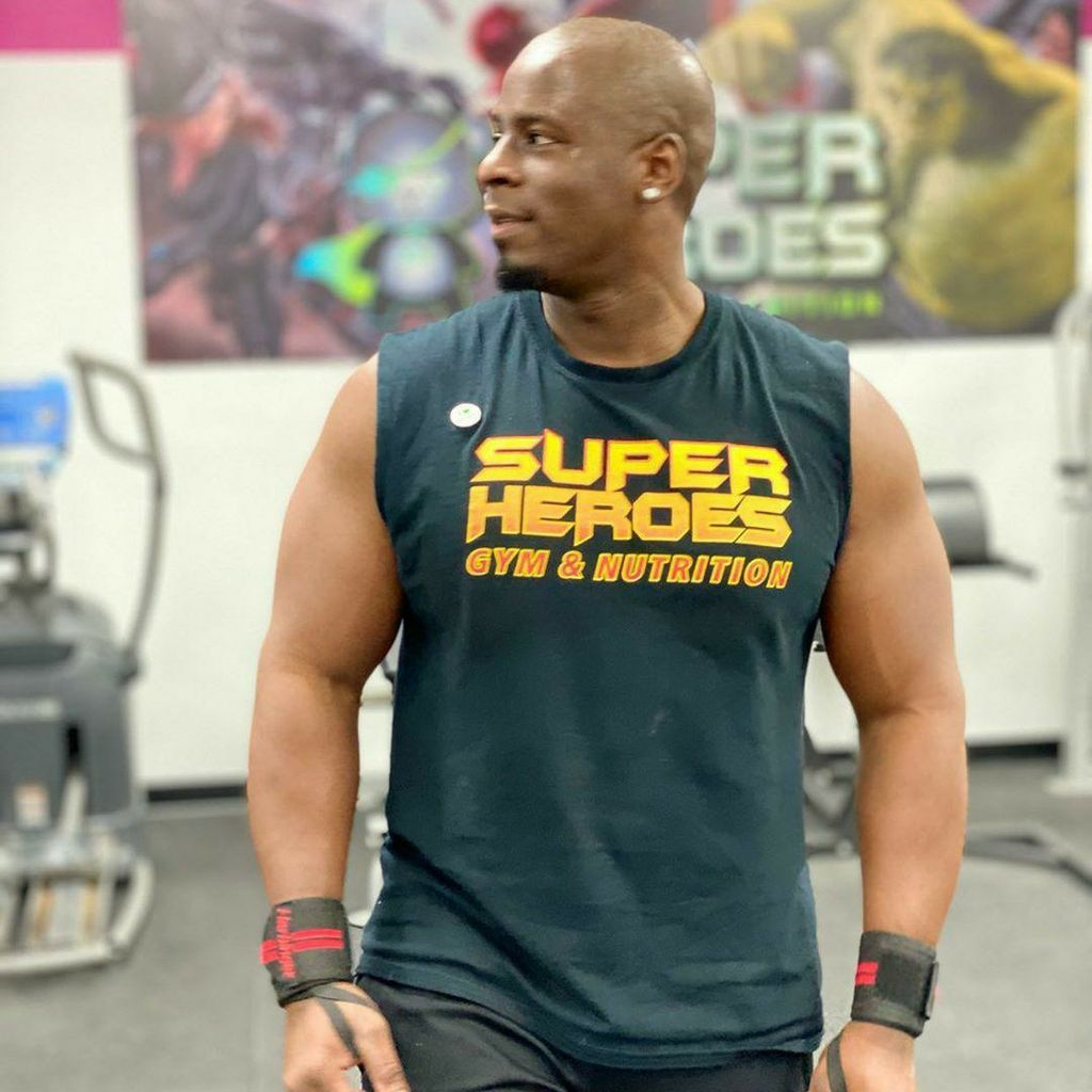 Super Heroes Gym and Nutrition