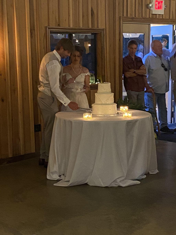 Hocking Hills Wedding