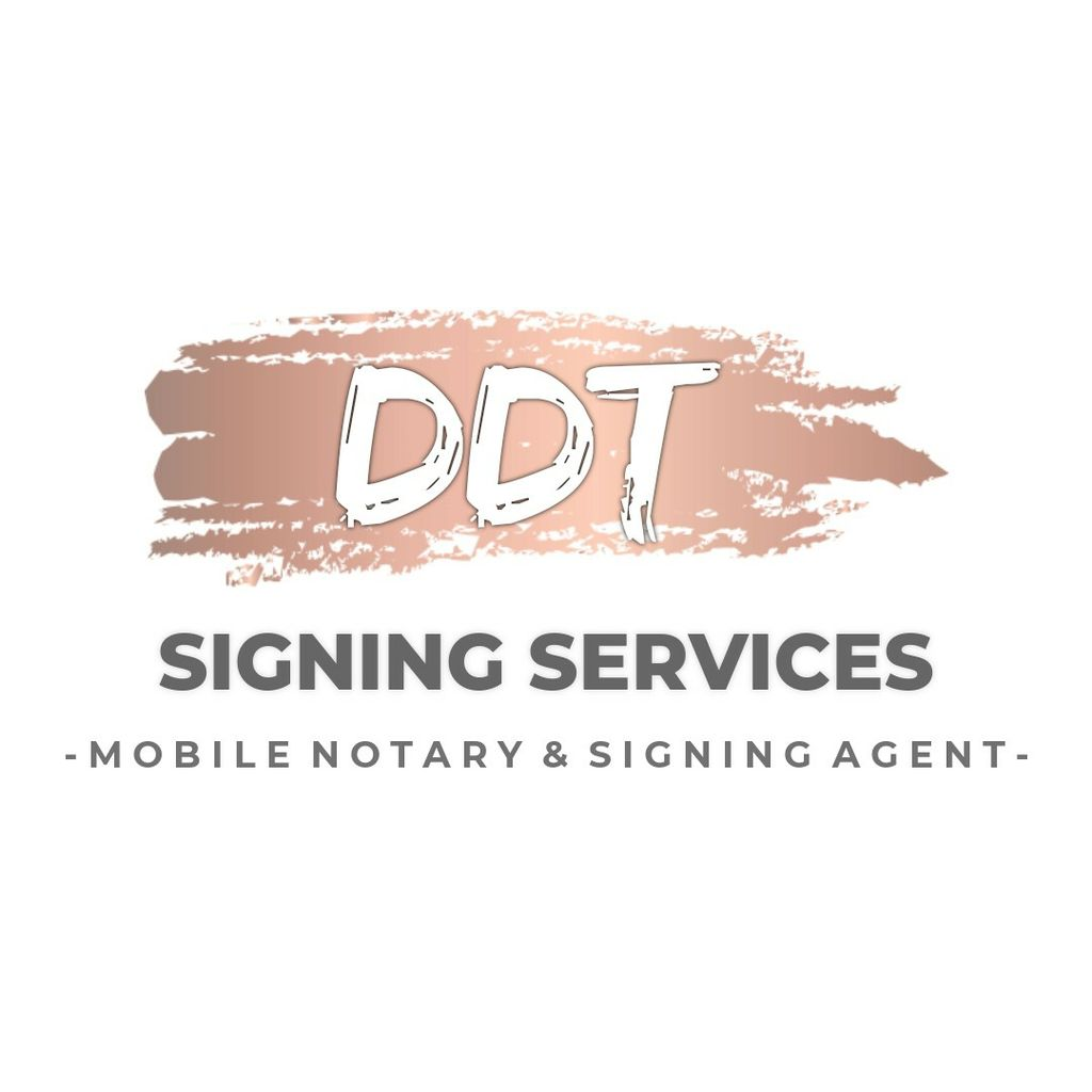 DDT Signing Services