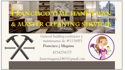 Avatar for Master cleaning & maintenance S.