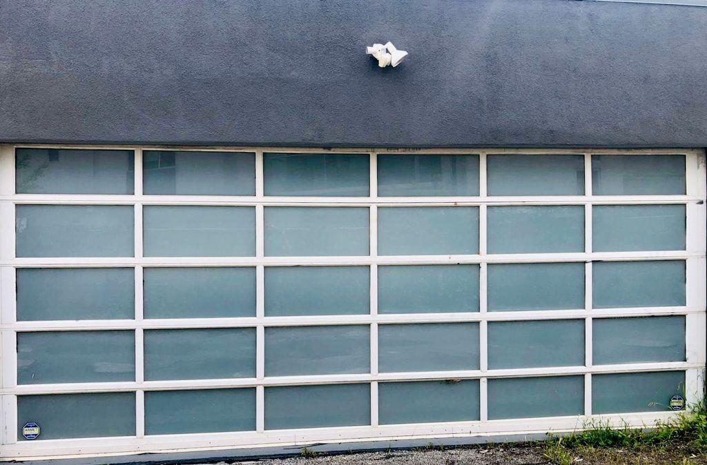 Custom Garage Door Instillation