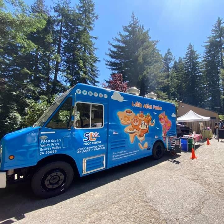 Latin Asian Fusion Food Trucks & Catering