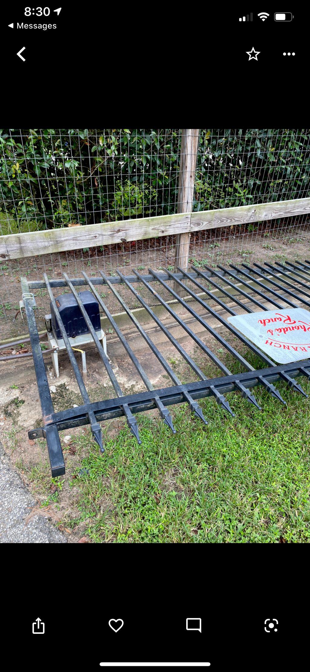 Full gate refurbish and repair