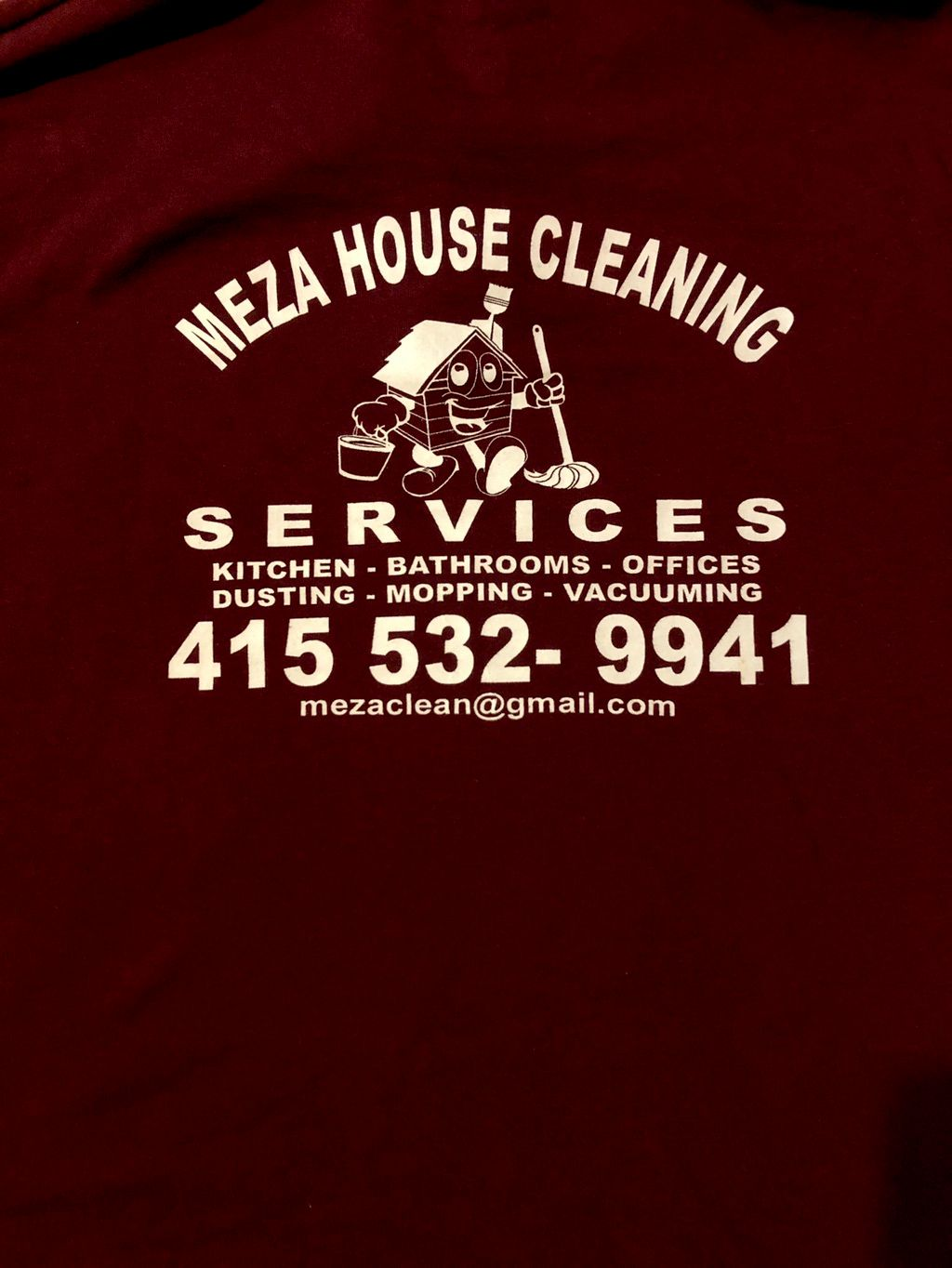 Meza's house cleaning 🧹