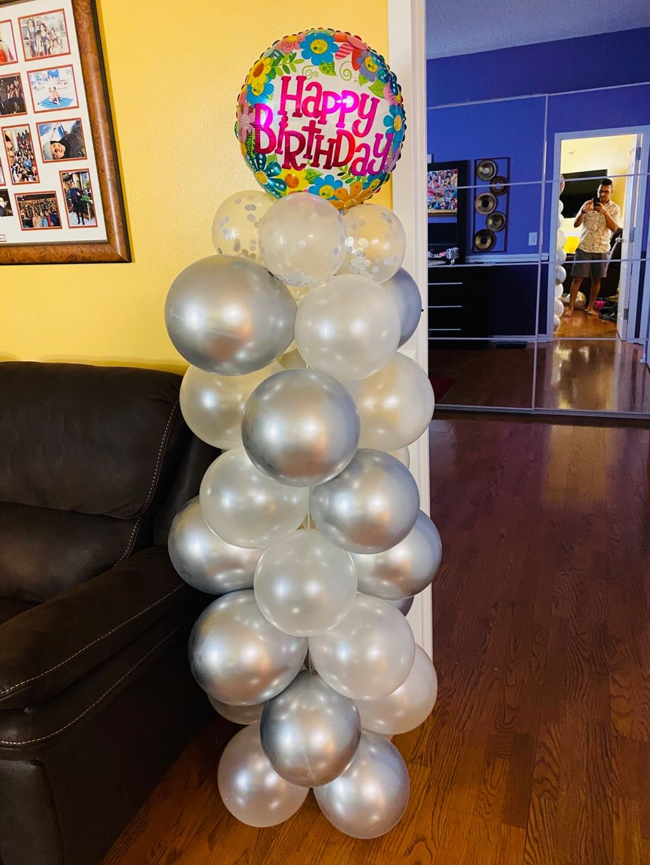 Wife birthday surprise