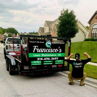 Avatar for Francisco's Lawn Maintenance LLC.