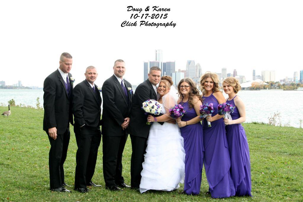 Doug & Karen's Traditional Wedding