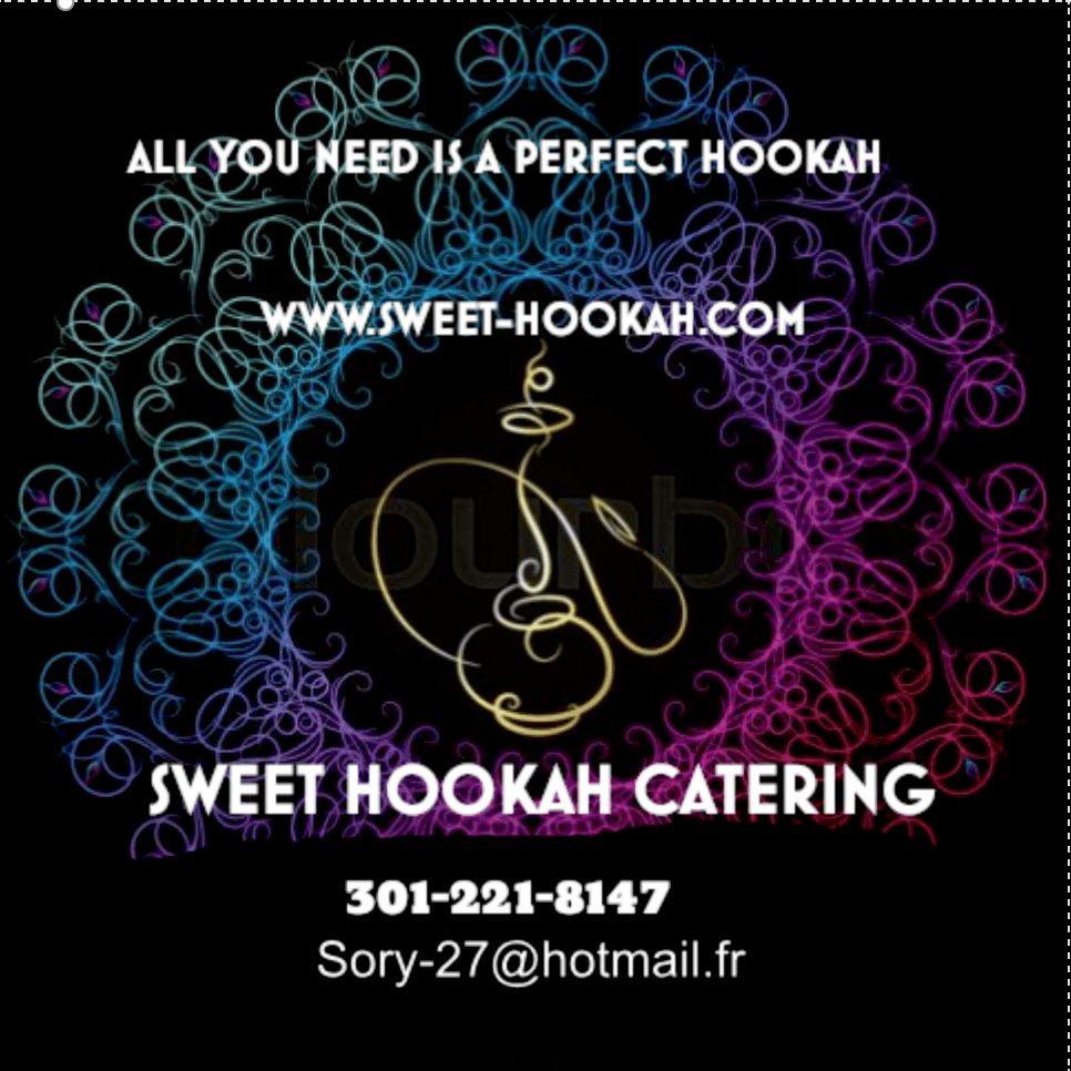 sweet hookah catering