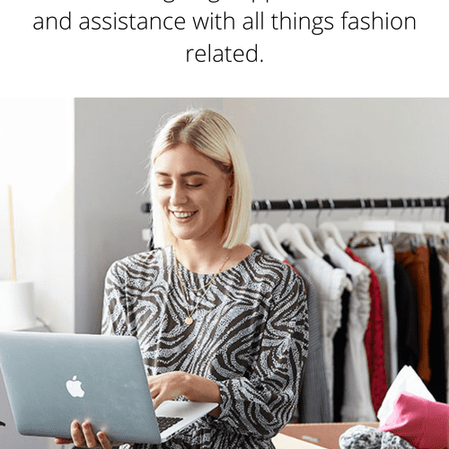Virtual style consulting, to handle all your wardrobe needs.