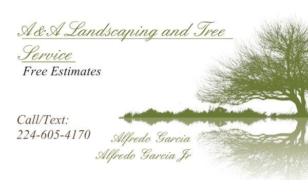 A&A Landscaping and Tree service