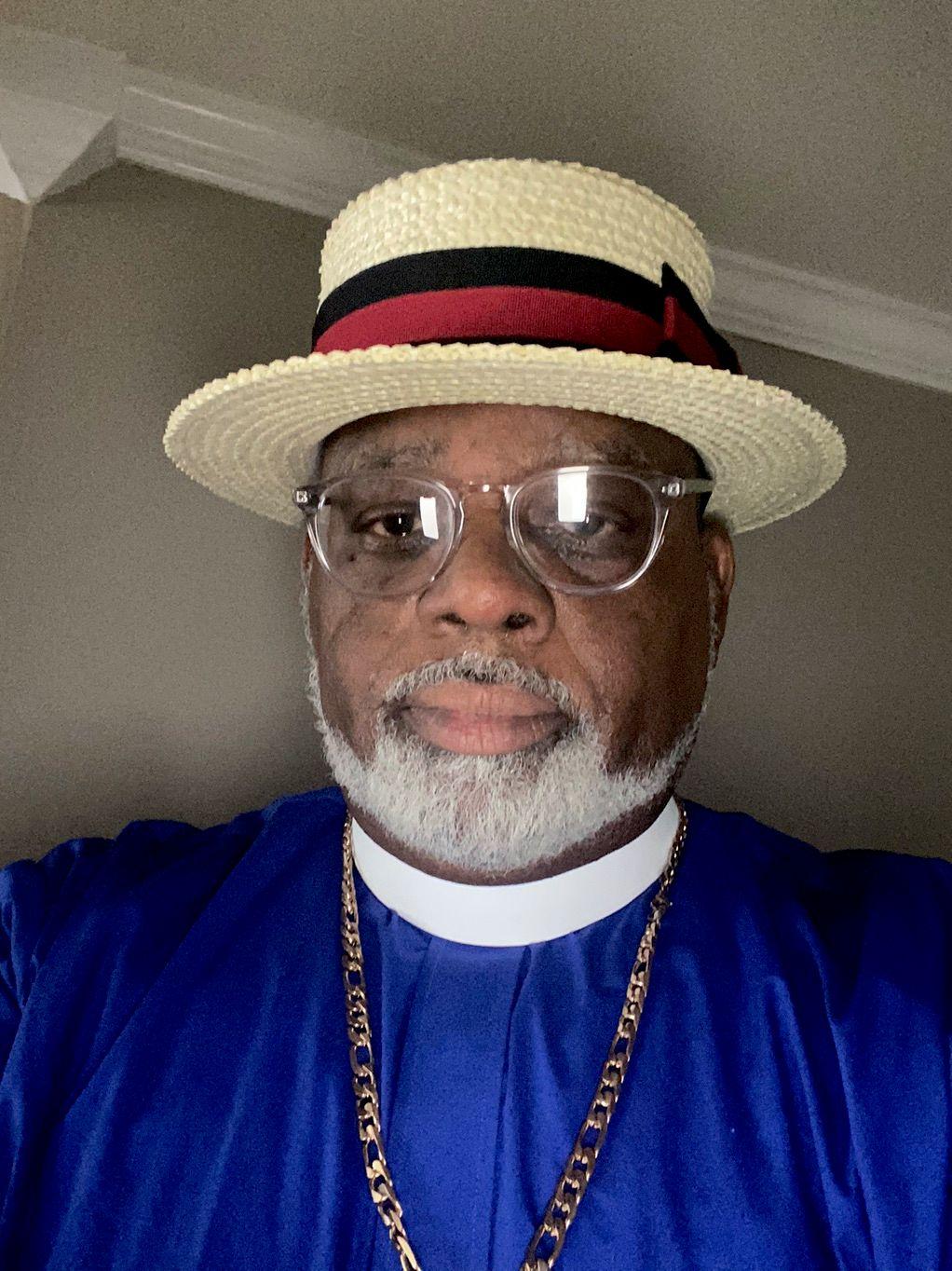 Bishop Ronald A. Frazier