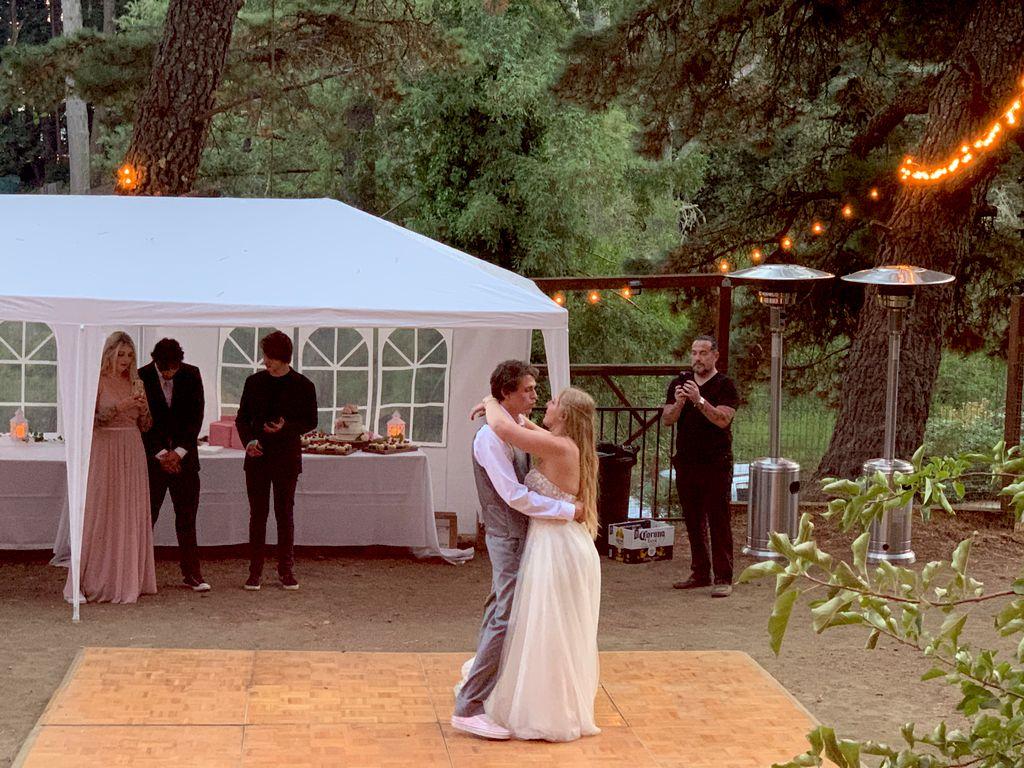 Katie & Alex Wedding, September 19 2020