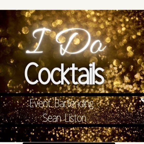 """""""I Do"""" Cocktails"""
