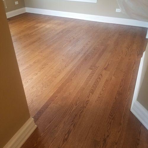 *Floor Refinishing