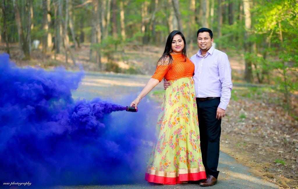 Outdoor Couple Photoshoot