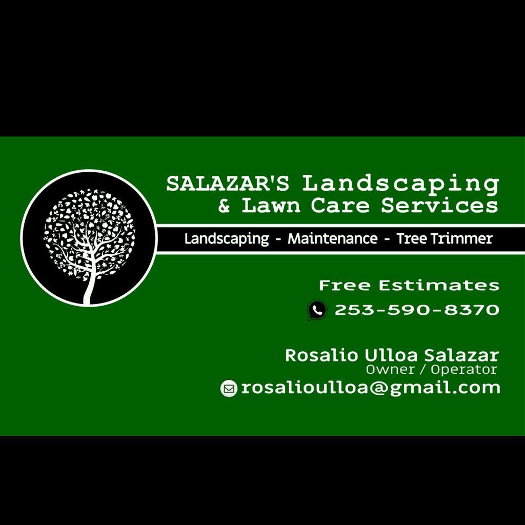 Salazar's landscaping