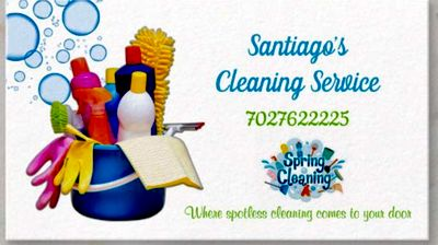 Avatar for SANTIAGO'S CLEANING SERVICES LLC