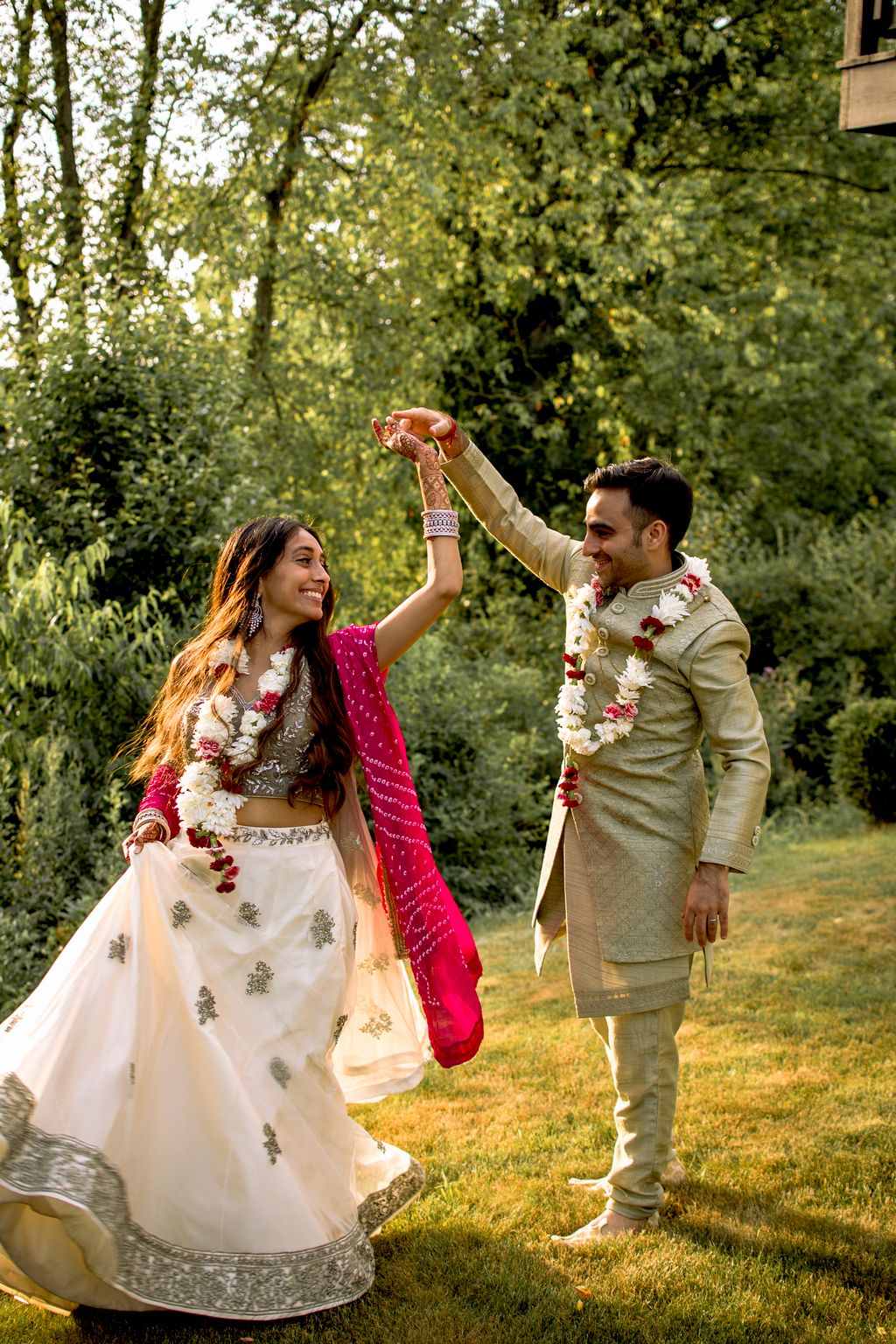 Dipali and Anish Wedding