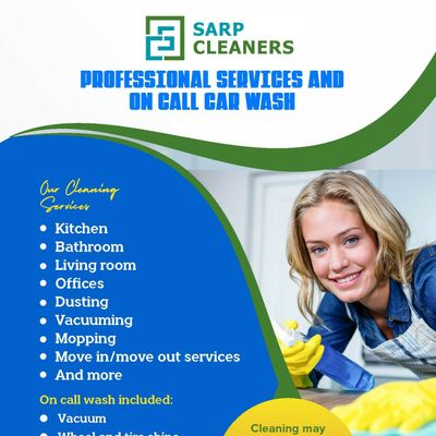 Avatar for Sarp cleaners