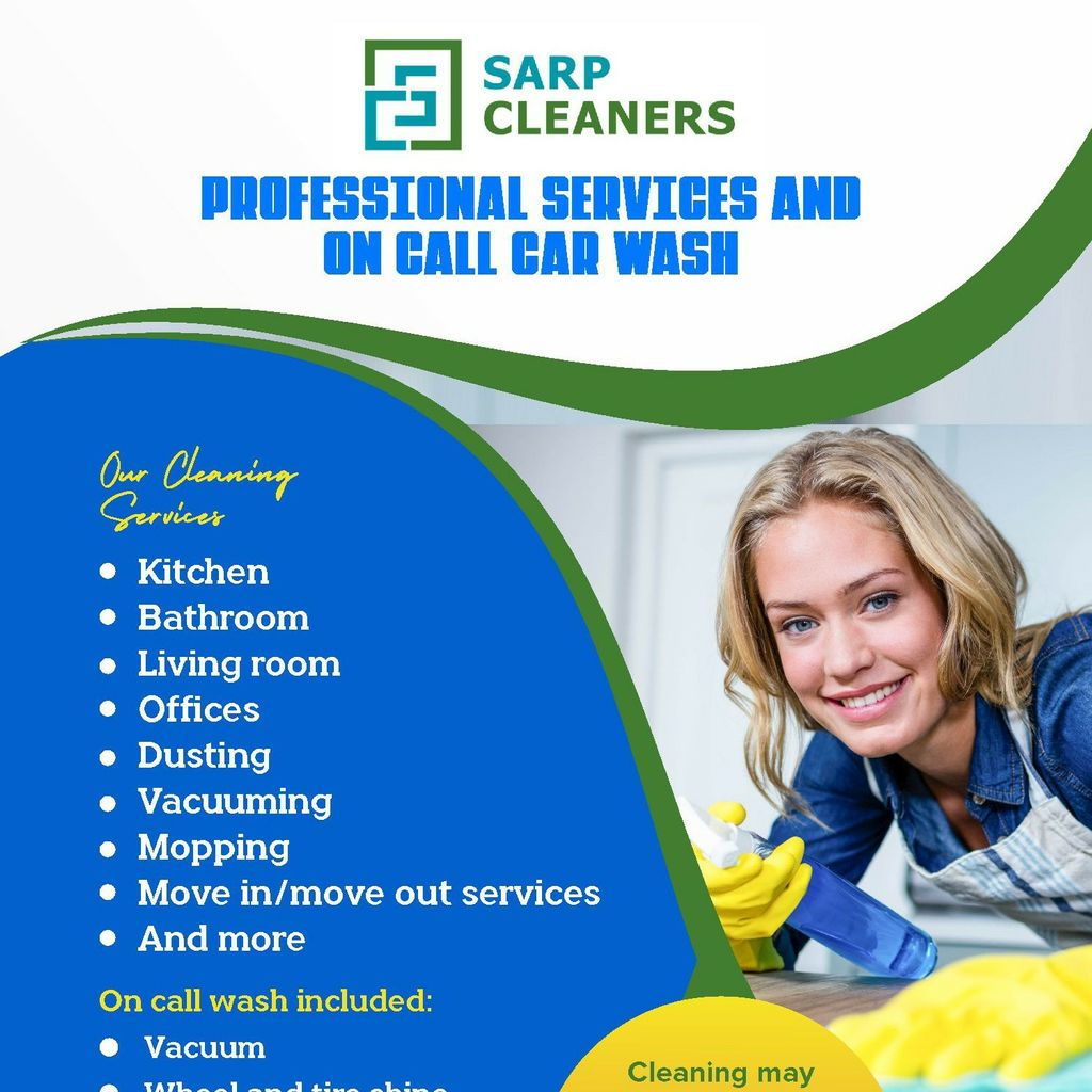 Sarp cleaners
