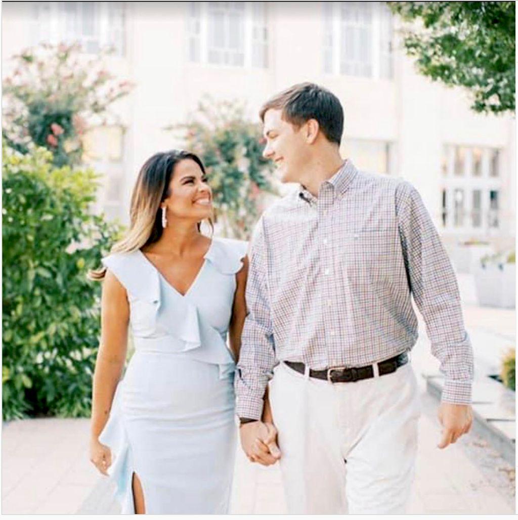 Erica Rankin and Chase Riley Wedding