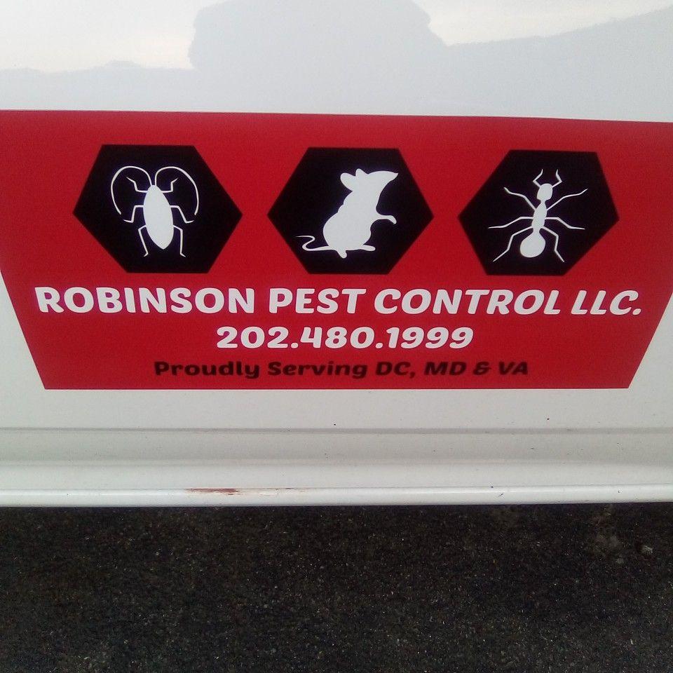 Robinson pest control