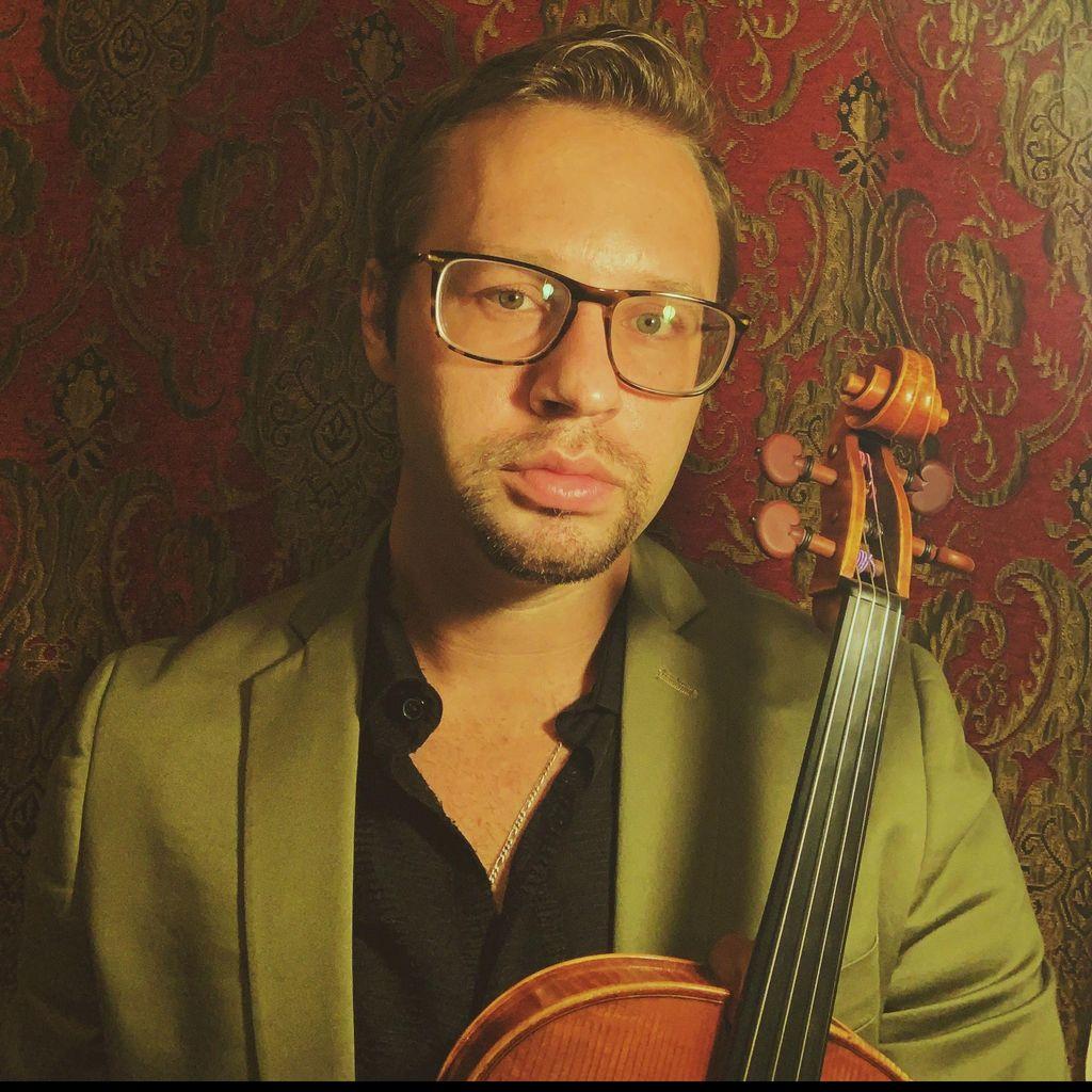 Resetar Violin & Viola Studio Lessons