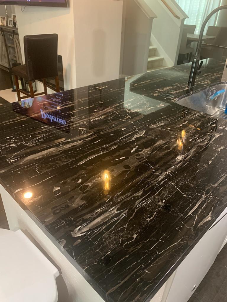 Marble Countertop Restoration
