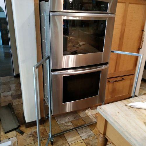 Double oven repair