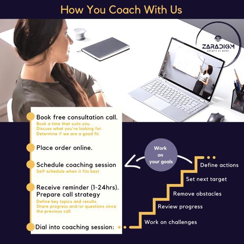 Coaching With Zaradigm