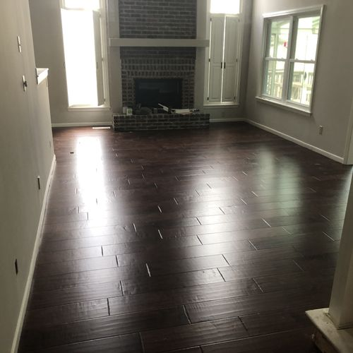 Pre-finished Flooring