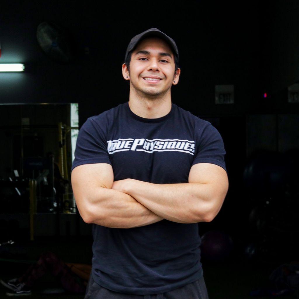David Gutierrez (Exercise Science Degree)
