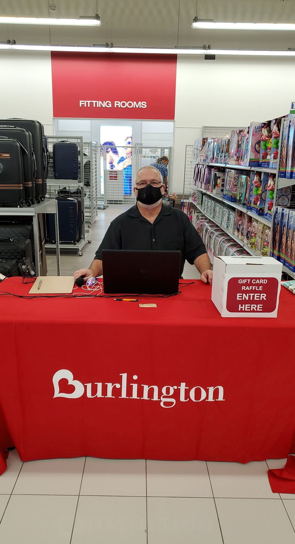 DJ - Grand Opening Burlington