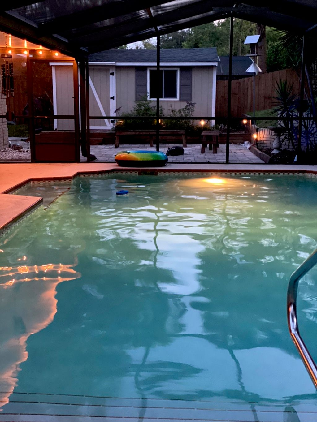 Family First pools
