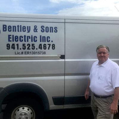 Avatar for Bentley & Sons Electric Inc.