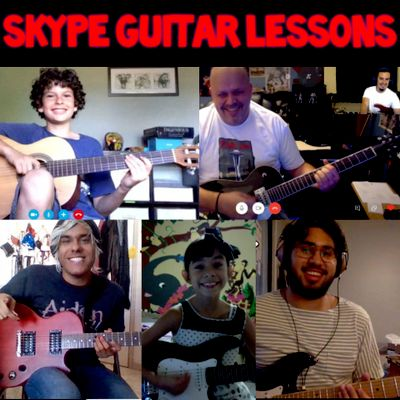 Avatar for Daniel's Skype Guitar Lessons