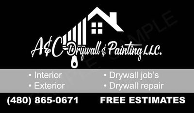 Avatar for A&C DRYWALL AND PAINTING LLC.