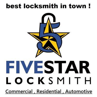 Avatar for 5 Star Locksmith