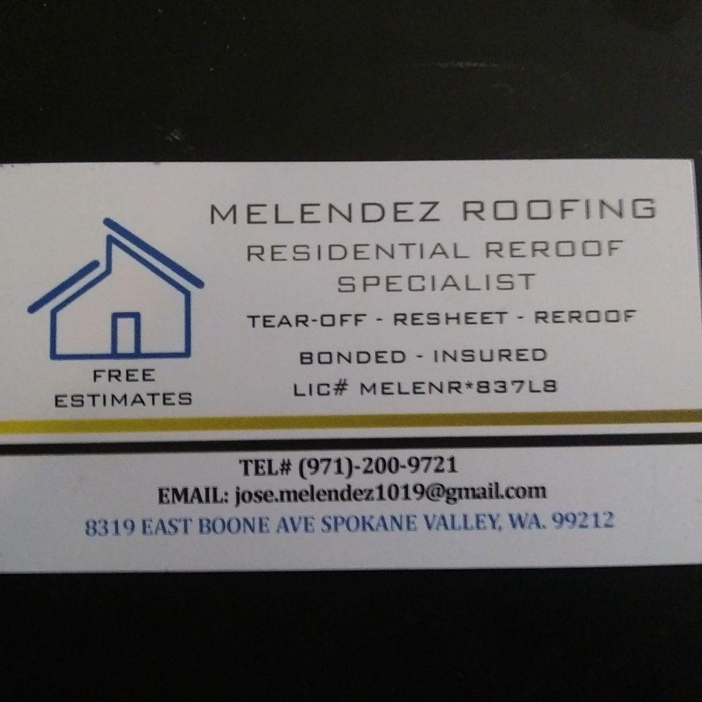 Melendez Roofing