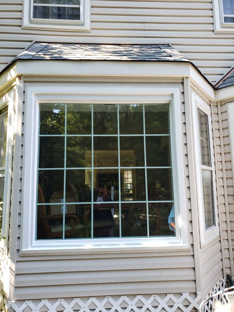 Window Installation & Trim Capping