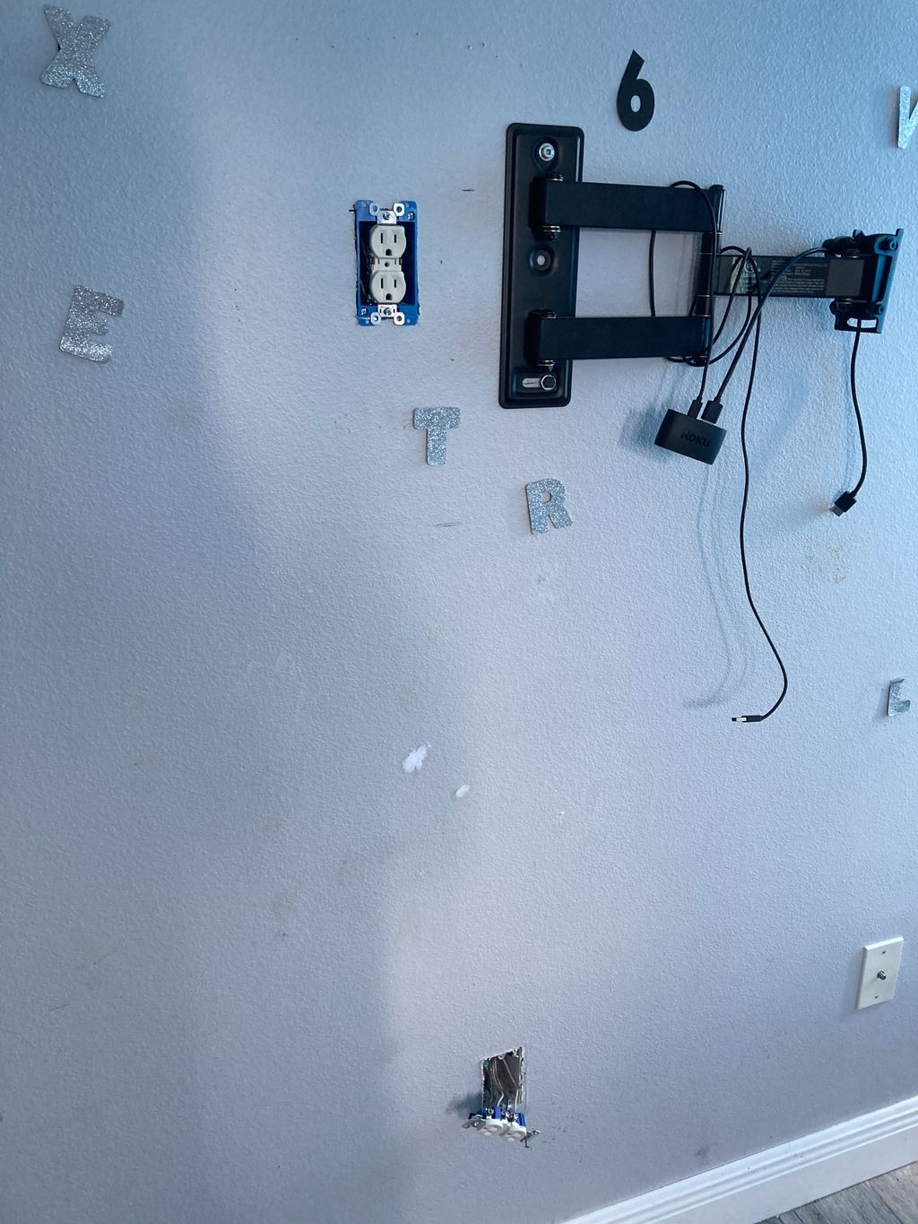 Outlet Installation