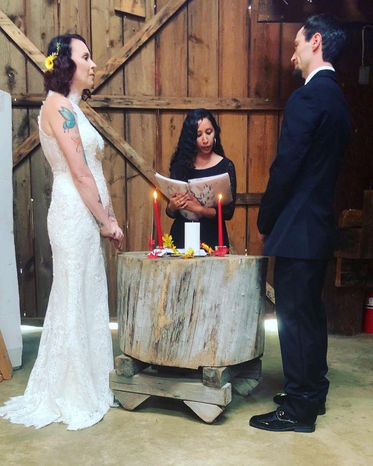 Dutch Barn Wedding