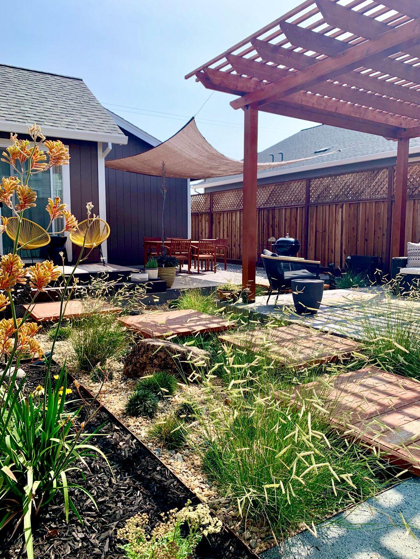 Zenful Backyard Retreat